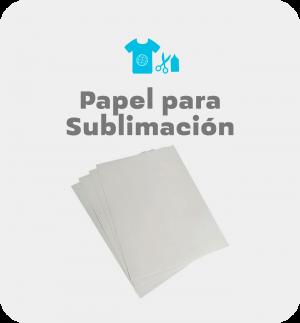 Papeles para sublimación