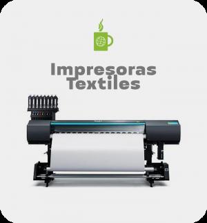 Impresoras para textiles